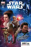 Star Wars #1 (2020 Marvel Comics) First Print Silva Cover