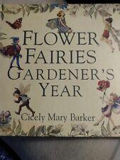 Flowers Fairies Gardeners Year
