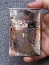 Muslimin /Kühlschrank oder Office Magnet/Kunstdrucke Maße:95x65mm S.Hahonin