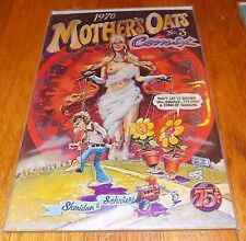 VTG 1976 Mother's Oats #3 Comix Underground Comic Book Sheridan Schrier 70s