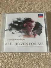 BARENBOIM DANIEL - Beethoven for All: Music of Power, Passion and Beauty