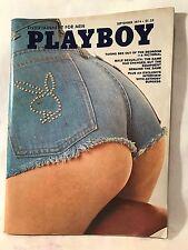 Playboy September 1974 - Kristine Hanson ~ *L.N.