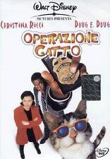 Operazione Gatto (1997) DVD Ologramma Tondo