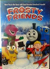 Kipper the Dog / Bob Builder / Thomas Train / Pingu / Barney NEW DVD (5 Episodes