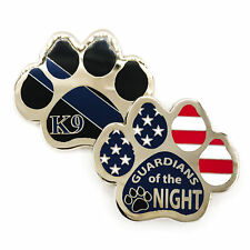 Police K9 Guardians of the Night Thin Blue Line Challenge Coin...