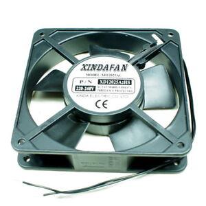 Lüfter 230V 120mmx120mmx25mm Fan Ventilator Axialluefter  220V - 240V