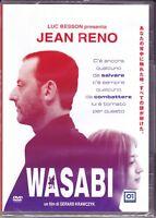 DVD Wasabi Por Luc Besson Con Jean Reno Nuevo 2001