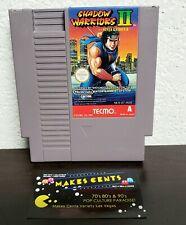 Nintendo NES - Shadow Warriors 2: Ninja Gaiden II PAL-B - USA Seller!! CLEAN