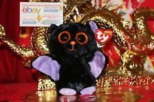 "TY BEANIE BOOS SWOOPS THE BAT.6"".2013 RELEASE.MWNMT.RETIRED.NICE GIFT"