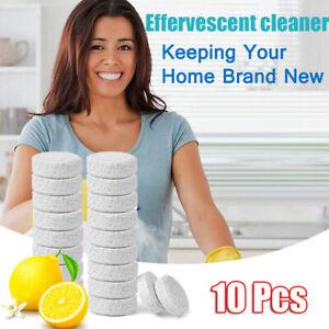 10pcs/set Multifunctional Effervescent Tablet Spray Cleaner For V Clean Spot l