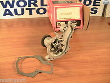 Geo Metro Chevrolet Sprint New Water Pump 3-cylinder 1.0  Aftermarket 1989-1997