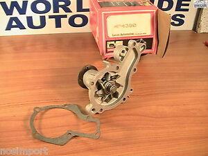 Geo Metro Chevrolet Sprint New Water Pump 3-cylinder 1.0  Aftermarket 1989-1997