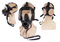 Panorama Schutzmaske Atemschutz Gasmaske Gummimaske ABC Maske Fetisch Maske