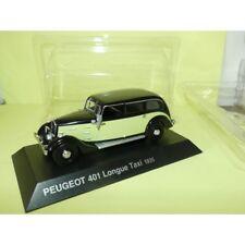 Peugeot 401 Ech 1:43 Pièces métal arrière