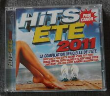 Hit été 2011, snoop dog david guetta katy perry m pokora ect ..., CD