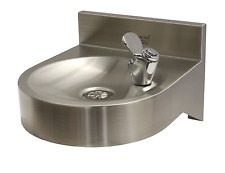 Gland Powell 461 acier inoxydable Support mural buvable Fontaine