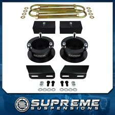 "2003-2012 Dodge Ram 3500 4X4 Pro 3"" Front 1.5"" Rear Lift Level Kit Sway Bar Drop"