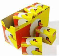 More details for 20 packs x 165 swan slim line filter tips slimline - total 3300 filter tips