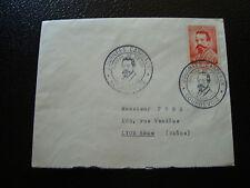 FRANCE enveloppe 1958 (cy15) french
