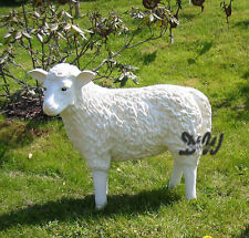Gartenfiguren Skulpturen Mit Tier Wetterfeste Schaf Gunstig Kaufen Ebay