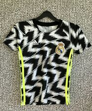 Real Madrid Spain Football Soccer Training Shirt Jersey Youth Size Height 128