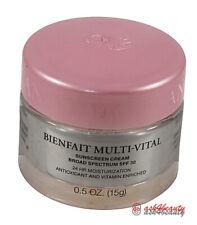 2 X Lancome Bienfait Multi-vital 24 Moisturization 0.5oz SPF30 Cream New&Unbox