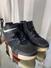 f35ae94ddecfe 2004 Nike Zoom LeBron 2 II Black Red White Size 8.5. 309378-011
