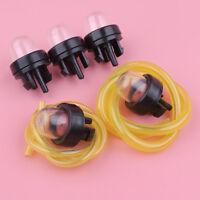 Primer Bulb Fuel Line Hose For Homelite Poulan Craftsman Chainsaw Trimmer Blower