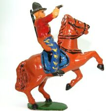 TIMPO COWBOY MOUNTED ON REARING HORSE - A/MINT & RARE