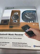 BELKIN iPhone/iPod Bluetooth Music Receiver. Original. New.