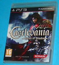 Castlevania - Lords of Shadow - Sony Playstation 3 PS3 - PAL