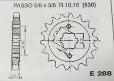 Pignone - Front Sprocket - per Honda CB500 Four - Chiaravalli E288 Z15