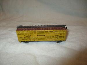 """Vintage Atlas N scale stock car """"MKT""""  #502"""