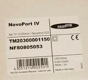 NovoPort 4 Novotron 523 von Novoferm Garagentorantrieb NEU Und OVP
