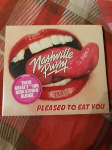 Nashville Pussy – Pleased To Eat You [New & Sealed] CD