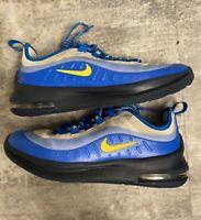 Nike Air Max Axis GS Boys Shoes Size 5Y Blue White BV6308-400