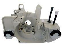 Compatible con Stihl MS210 MS230 MS250 021 023 025 Motor Cuna con aceite/Tapa de combustible