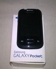 SAMSUNG GT-S5300 GALAXY POCKET-NERO-TELEFONO CELLULARE-USATO