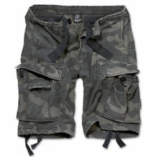 Brandit Army Vintage Shorts Darkcamo XL