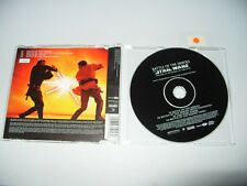 Battle Of The Heroes From Star Wars Revenge Of The Sith 4 Track cd Single 2005