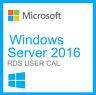 Server 2016 RDS 50 User Cal