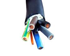 Ladekabel für Elektroautos 5x6 + 2 x 0.5mm2 32A 3ph