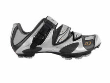 Giro Bike Shoes Sica Silver Lightweight Odor Resistant Frauenspezifisch Stable