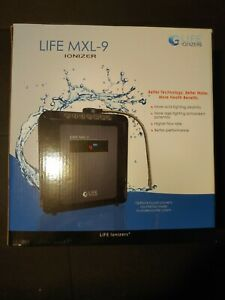 Life Ionizers Life MXL-9 Under Counter Alkaline Water Ionizer NEW/OPEN BOX