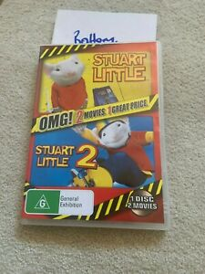 STUART LITTLE 2 DVD. ONLY