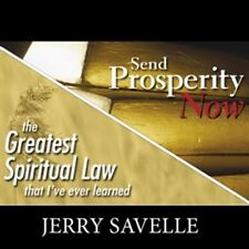 Send Prosperity Now Greatest Spiritual Law that  Learned - 4 Cd - Jerry Savelle