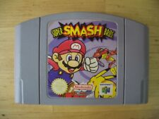 SUPER SMASH BROS N64 NINTENDO 64 JUEGO GAME ORIGINAL MARIO