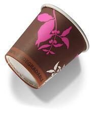 Bio Kaffeebecher to go, 4oz, ca. 0,1l, Kaffeestrauch, 50 Stück