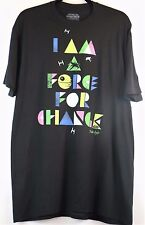 $4.99 SALE! STAR WARS Men's T Shirt Size XL Steve Aoki Force For Change NWT