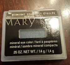 Mary Kay MINERAL Eye Color Shadow ~ Midnight Star DISCONTINUED